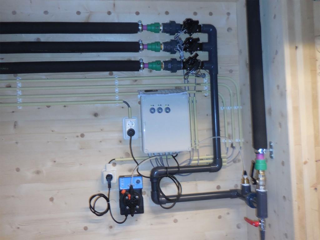 verticale tuin systeem techniek renders