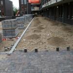aanleg-daktuin-appartementencomplex-Bladel-moderne-uitstraling-2